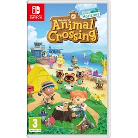 ANIMAL CROSSING NEW ORIZONS PER NINTENDO SWITCH