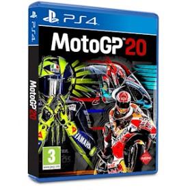 MOTO GP 20 PER PS4