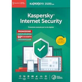 ANTIVIRUS PER 1 DISPOSITIVO INTERNET SECURITY