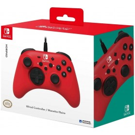 CONTROLLER PER NINTENDO SWITCH ROSSO