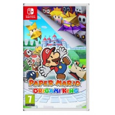 PAPER MARIO THE ORIGAMI KING PER NINTENDO SWITCH