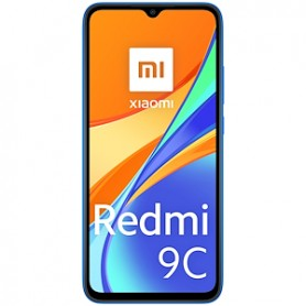 XIAOMI REDMI 9C 64GB 3GB ITA COLOR BLU