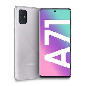 SAMSUNG GALAXY A71 128GB 6GB ITA COLOR SILVER