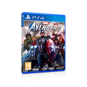 MARVELS AVENGERS BUNDLE PER PS4