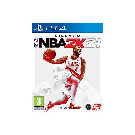 NBA 2K21 PER PS4