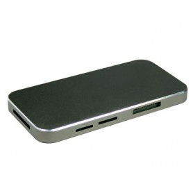 LETTORE CARD READER 6 IN 1 USB 2.0