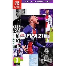 FIFA 2021 EU PER NINTENDO SWITCH