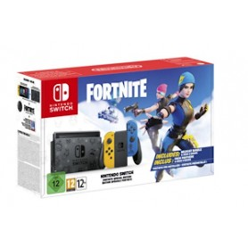 CONSOLE NINTENDO SWITCH + FORTNITE