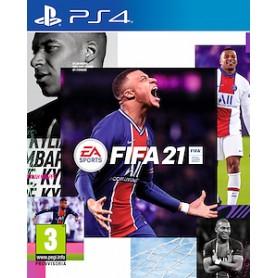 FIFA 2021 PER PS4 ITA