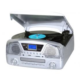 GIRADISCHI CON ENCODING RADIO CD MP3 USB SD BLUET