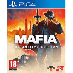 MAFIA DEFINITIVE EDITION PER PS4 ITA