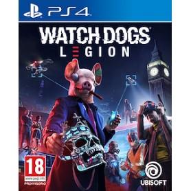 WATCH DOGS LEGION PER PS4 ITA