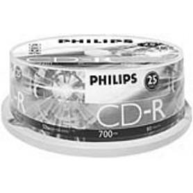 CD MASTERIZZABILE CD-R 80MINUTI 700MB 52X