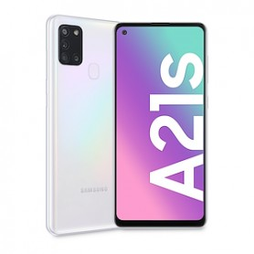 SAMSUNG GALAXY A21S 32GB 3GB ITA COLOR WHITE