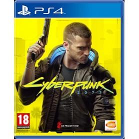 CYBERPUNK 2077 PER PS4 EU