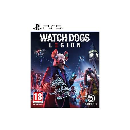 WATCH DOGS LEGION PER PS5 ITA