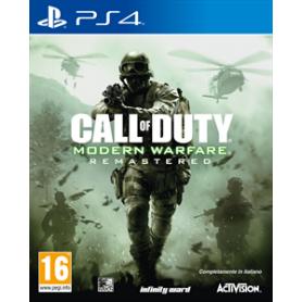 CALL OF DUTY MODERN WARFARE PER PS4 ITA