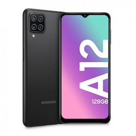 SAMSUNG GALAXY A12 128GB 4GB TIM COLOR BLACK