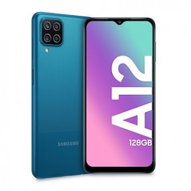 SAMSUNG GALAXY A12 128GB 4GB ITA COLOR BLUE