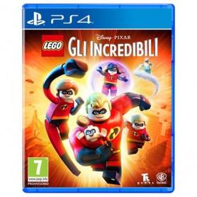 GLI INCREDIBILI LEGO PER PS4 ITA