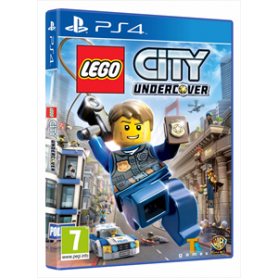CITY UNDERCOVER LEGO PER PS4 ITA