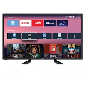 TV 39 LED HD READY SMART TV DVB-T2 3HDMI