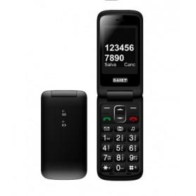 CELLULARE GSM DUALBAND CON TASTI E CARATTERI GRAND