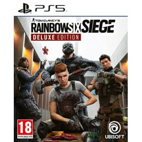 RAINBOW SIX SIEGE DELUXE EDITION PER PS5 ITA