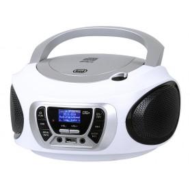RADIO PORTATILE FM MP3 USB AUX-IN CD DAB