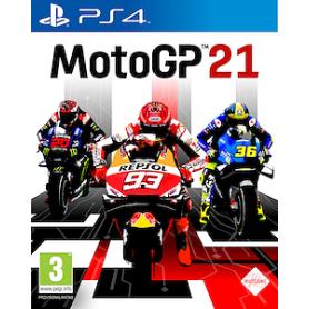 MOTOGP 21 PER PS4 ITA