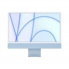 IMAC 24 M1 SSD256GB RAM 8GB COLOR BLUE