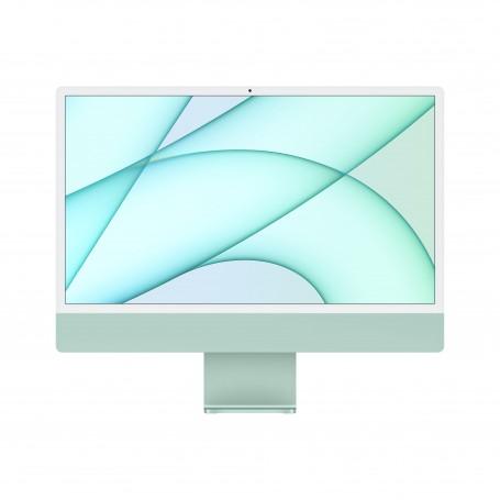 IMAC 24 M1 SSD256GB RAM 8GB COLOR GREEN