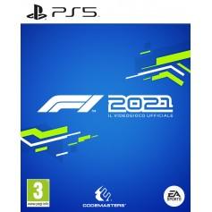 FORMULA 1 2021 PER PS5 ITA