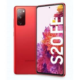 SAMSUNG GALAXY S20 FE 4G 128GB 6GB TIM COLOR RED