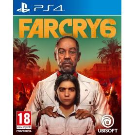 FAR CRY 6 PER PS4 ITA