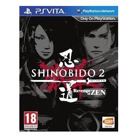SHINOBIDO 2 REVEANGENCE OF ZEN