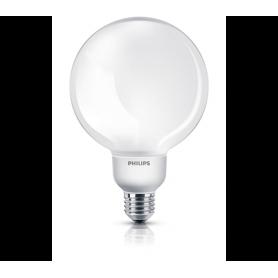 LAMPADA RISPARMIO ENERGETICO GLOBO 20W/85 E27 WHIT