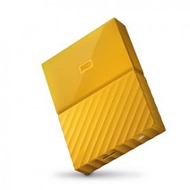 HARD DISK 2,5 POLLICI DA 4TB USB 3.0 GIALLO